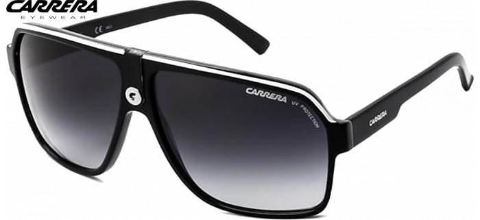 Carrera カレラ 33 8V6 9O サングラス ブラック