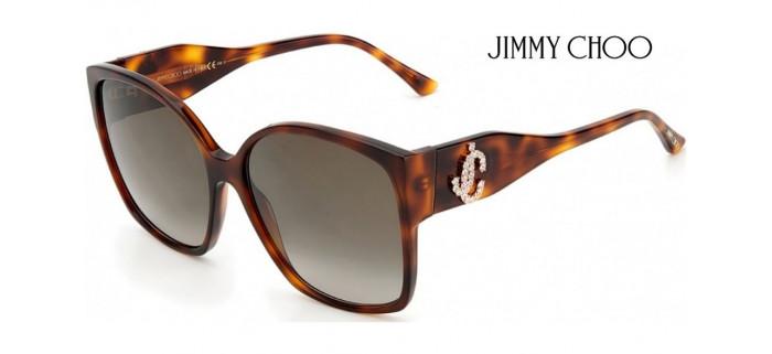 Lunette de soleil Jimmy Choo ABBIE/G/S W66