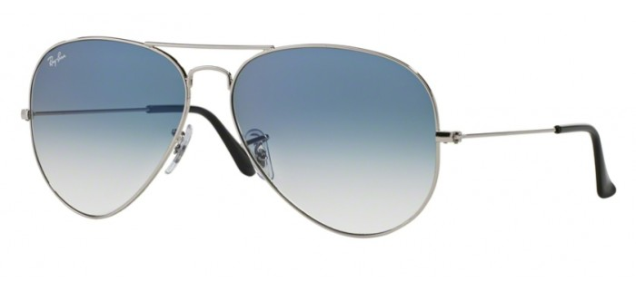 Lunette de soleil ray-ban aviator RB 3025 003/3F 55
