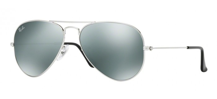 Lunette de soleil ray-ban aviator RB 3025 W3275 55
