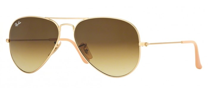Lunette de soleil ray-ban aviator RB 3025 112/85 55