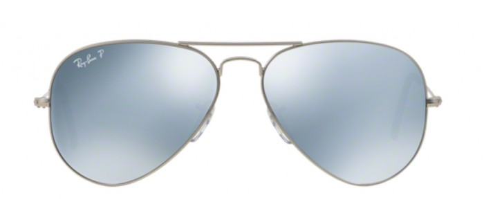 Lunette de soleil ray-ban aviator RB 3025 019/W3 58