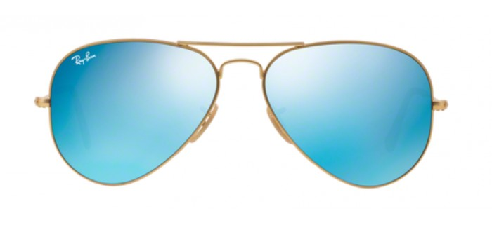 Lunette de soleil ray-ban aviator RB 3025 112/17 58