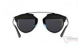 magasiner pour authentique sur des pieds à la réputation d'abord Lunette de soleil Dior so real B0Y (MD) Black | Grey Mirror