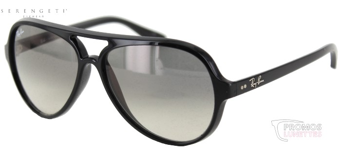 RAY-BAN 0RB4125 CATS 5000 601/32