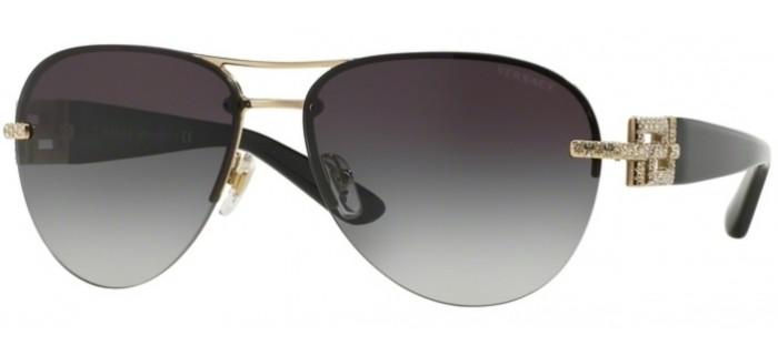 lunettes de soleil versace ve2159B 12528G T59