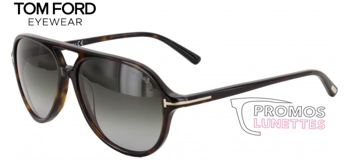 Lunette de soleil Tom Ford JARED FT03315856P