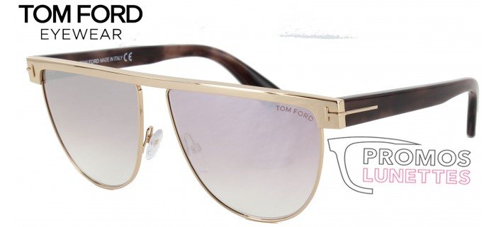 Lunette d soleil Tom Ford STEPHANIE FT05706028Z