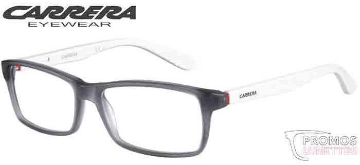 Lunettes de vues CARRERA 8800 1HJ - GREY WHIT