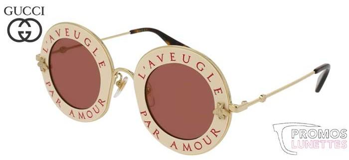 Gucci L'aveugle par amour GG0113S-002