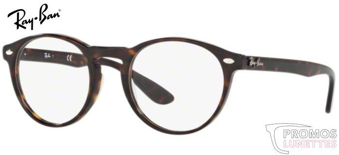 Lunettes de vue Ray Ban 0RX5283 2012 49