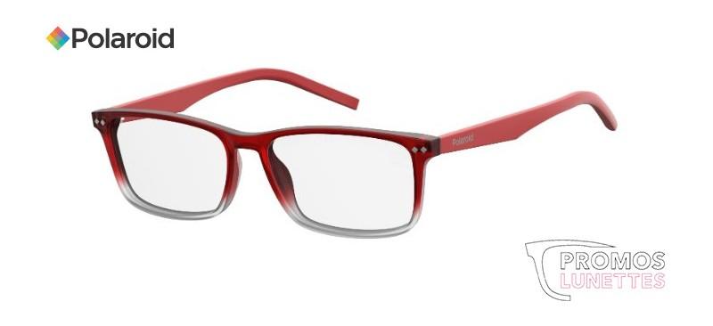 lunettes de vue polaroid d310 0z3 promoslunettes. Black Bedroom Furniture Sets. Home Design Ideas