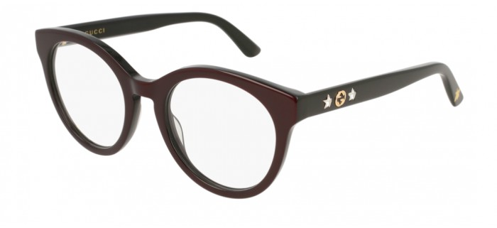 Lunettes de vue GG0348O Optical Frame WOMAN ACETATE