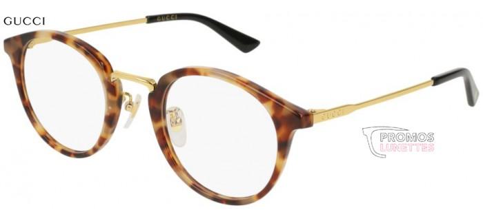 lunettes de vue Gucci GG0322O-004 en taille 49