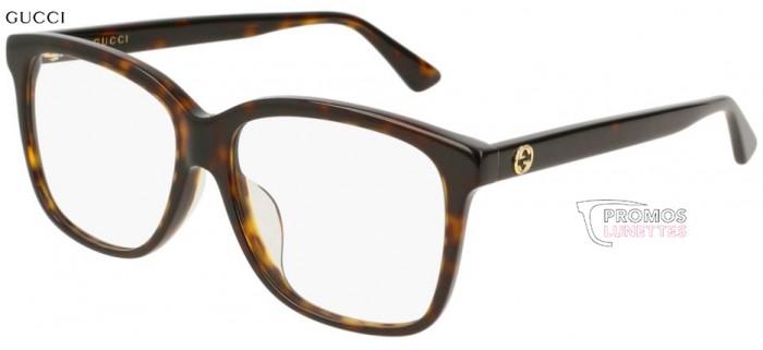 Lunettes de vue Gucci GG0331OA-002