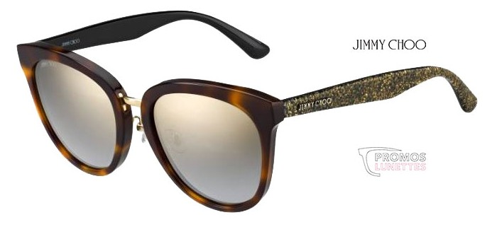 Lunettes de soleil Jimmy Choo Cade/s OCY FQ