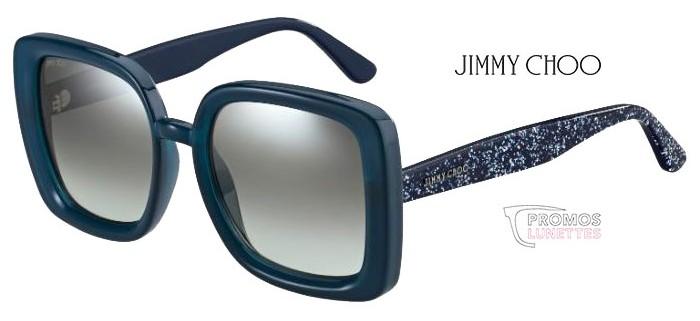 Lunettes de soleil Jimmy Choo Cait/s JOJ GY