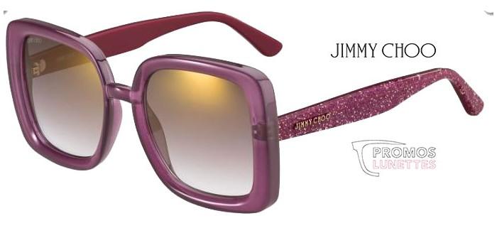 Lunettes de soleil Jimmy Choo Cait/s QHO JL