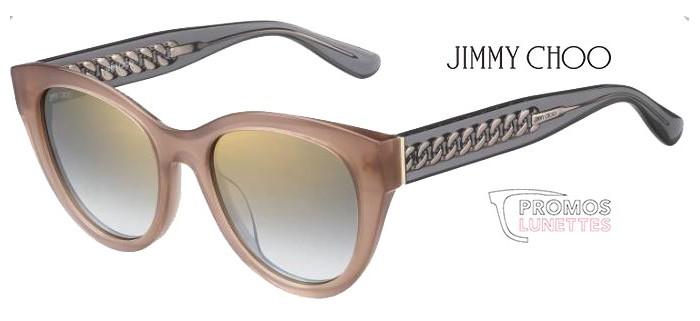 Lunettes de soleil Jimmy Choo Chana/s FWM FQ