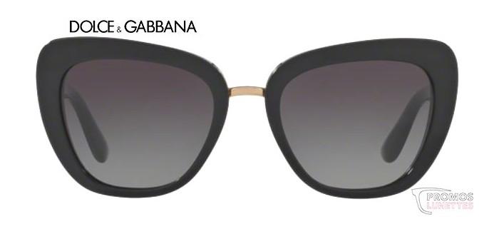 Lunette de soleil Dolce Gabbana DG4296 501/8G 53