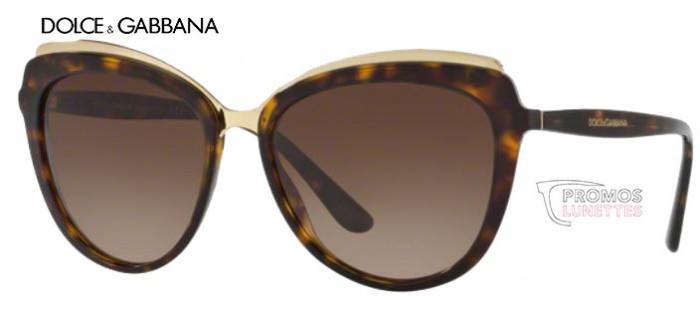 Lunette de soleil Dolce Gabbana DG4304 502/13 57