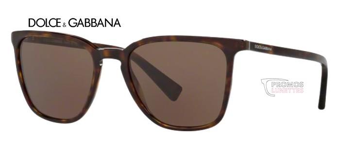Lunette de soleil Dolce Gabbana DG4301 502/73 53