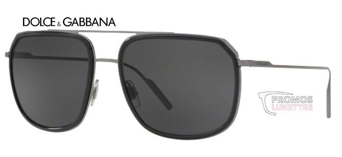 Lunette de soleil Dolce Gabbana DG2165 04/87 58