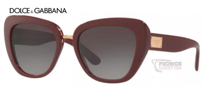 Lunettes de soleil Dolce Gabbana DG4296 30918G