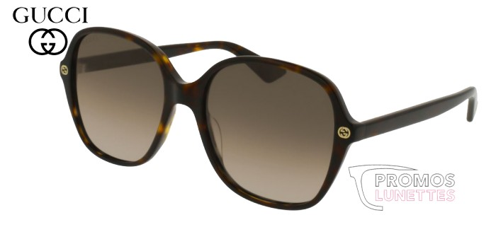 Lunettes de soleil Gucci GG0092S-002 55
