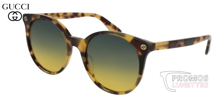 Lunettes de soleil Gucci GG0091S-003 52