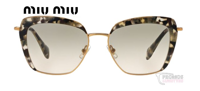 MIU MIU MU52QS 7S00A6