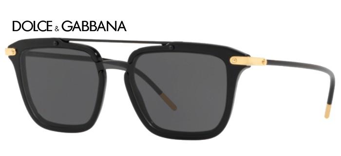 Dolce & Gabbana lunettes de soleil DG4327 501/87 T20