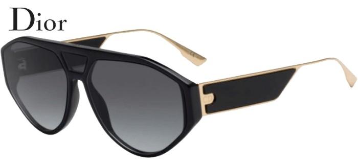 Lunettes de soleil Dior Clan 1 807 BLACK