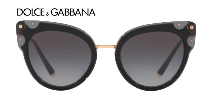 Lunette de soleil Dolce & Gabbana DG4340 501/8G