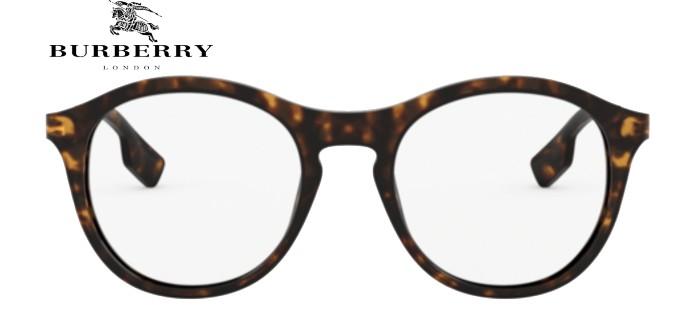 Lunettes de vue BURBERRY BE2287 3002 48