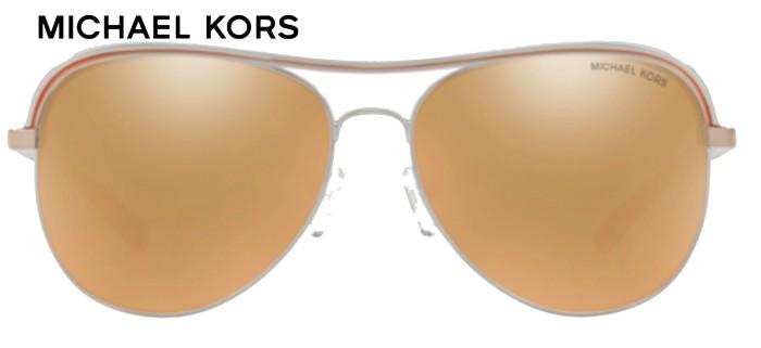 Lunette de soleil Michael Kors 0MK1012 11535A T58