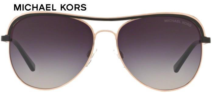 Lunette de soleil Michael Kors 0MK1012 110836 T58
